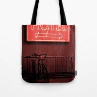 A Secret Affair Tote Bag
