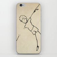Between The Strings iPhone & iPod Skin