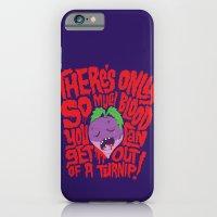 Bloody Turnips iPhone 6 Slim Case