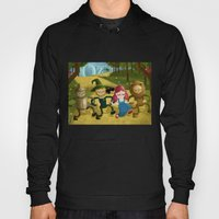 Wizard Of Oz Fan Art Hoody