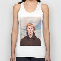 Just Visiting.. Unisex Tank Top