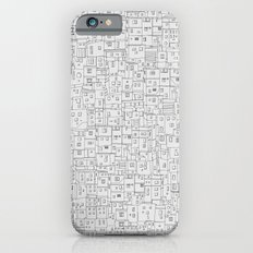 Favela rising Slim Case iPhone 6s