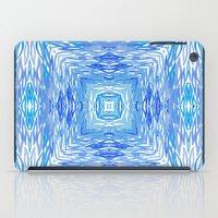 Ocean Kaleidos iPad Case