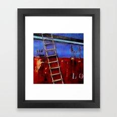 rafiot Framed Art Print
