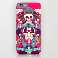 iPhone Cases featuring See you on the other side by Das Rodo