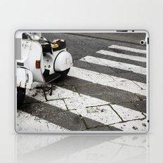 Moped Laptop & iPad Skin