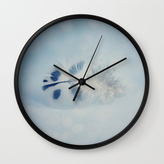 Nature's Treasure Wall Clock