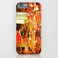 On The Fence About Fall iPhone 6 Slim Case