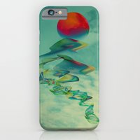iPhone & iPod Case featuring Reach the Sun! by Klara Acel