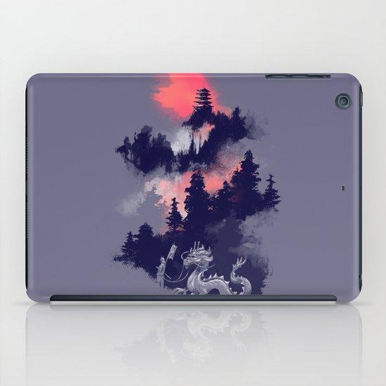 Samurai's life iPad Case