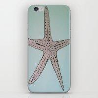 starfishpillow iPhone & iPod Skin