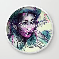 pen-fairy Wall Clock
