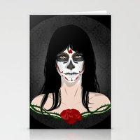 Muertos Stationery Cards