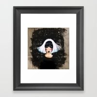 Giedi Framed Art Print