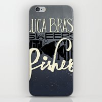 Luca Brasi Sleeps With T… iPhone & iPod Skin