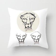 Cool Sketch 90 Throw Pillow