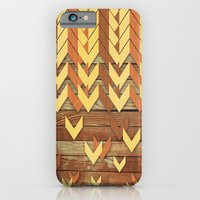 ZigZag Woody iPhone 6 Slim Case