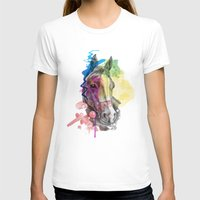 horse T-shirts featuring horse  by mark ashkenazi