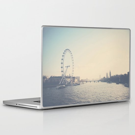 looking back ...  Laptop & iPad Skin