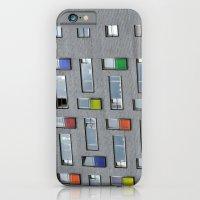 Coloured Doors iPhone 6 Slim Case