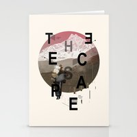 THE ESCAPE Stationery Cards