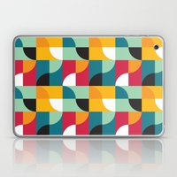 Squares & Curves Laptop & iPad Skin