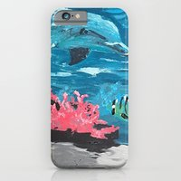 iPhone & iPod Case featuring Silent Expression by Garyharr