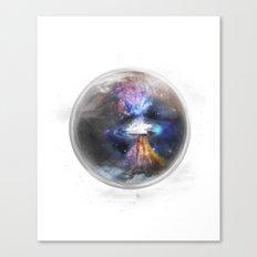Small Bang Canvas Print