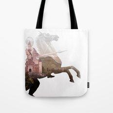 Defend the Castle Tote Bag