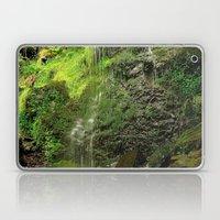 Tears of Waterfall Laptop & iPad Skin