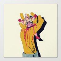 You Botched It! You Botc… Canvas Print