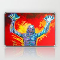 Creature From The Black Lagoon  Laptop & iPad Skin