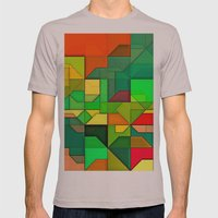 Dreams of Reason 2 Mens Fitted Tee Cinder SMALL