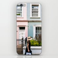 London - Notting Hill iPhone & iPod Skin