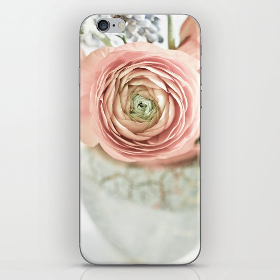 I love buttercups iPhone & iPod Skin