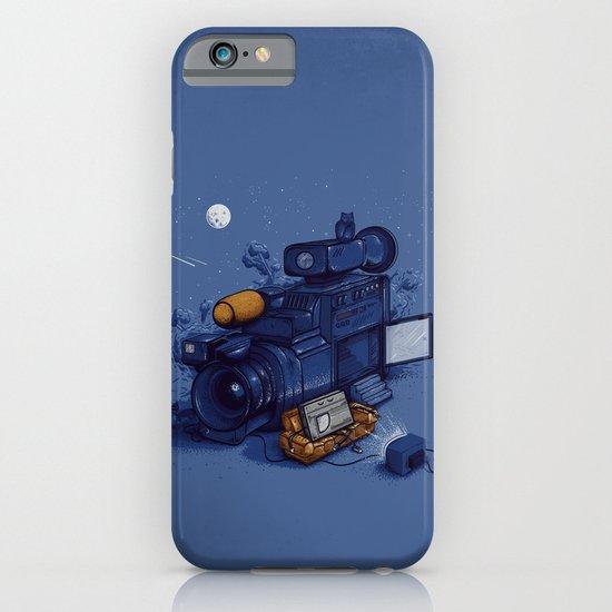Movie Break iPhone & iPod Case