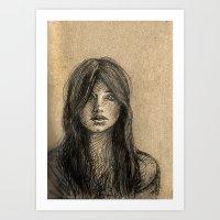 Miranda Art Print