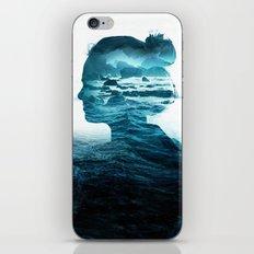 The Sea Inside Me iPhone & iPod Skin
