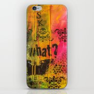 Ask What...? iPhone & iPod Skin