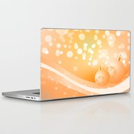 Christmas Design Laptop & iPad Skin
