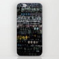 :: Sleep Study :: iPhone & iPod Skin