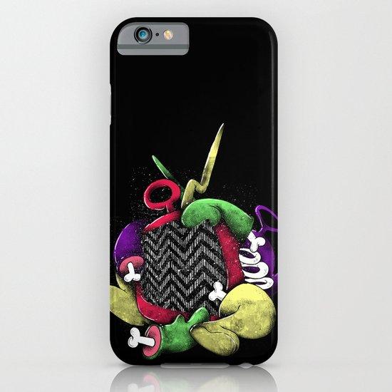 TVTubbies iPhone & iPod Case