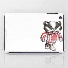 Bucky Don't Care iPad Case