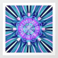 Colortime Art Print