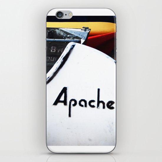 Apache iPhone & iPod Skin