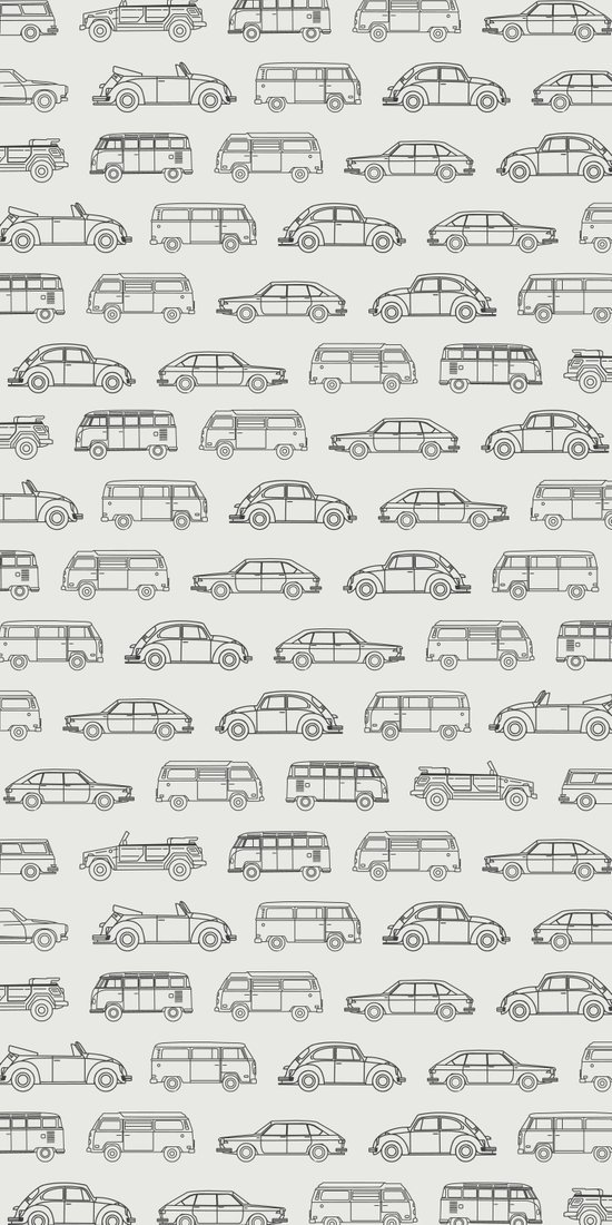 Volkswagens Everywhere Art Print