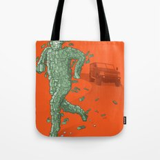 The Six Million Dollar Man Tote Bag