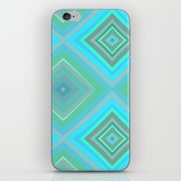 Pattern1 iPhone & iPod Skin
