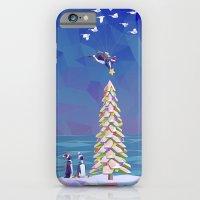 Christmas Flight iPhone 6 Slim Case