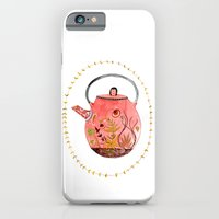 iPhone & iPod Case featuring teapot terrarium by MEERA LEE PATEL